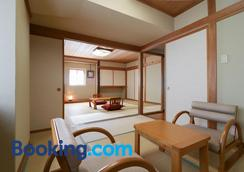 Hotel Shirakabaso Shiga Kogen - Yamanouchi - Phòng ngủ