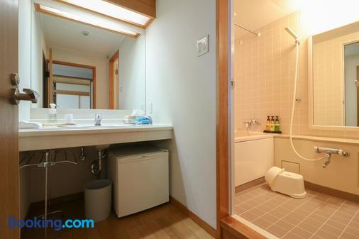 Hotel Shirakabaso Shiga Kogen - Yamanouchi - Phòng tắm