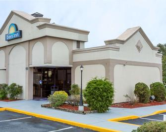 Days Inn by Wyndham Salisbury - Salisbury-Ocean City - Gebouw