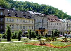 Hotel Payer - Teplice - Building