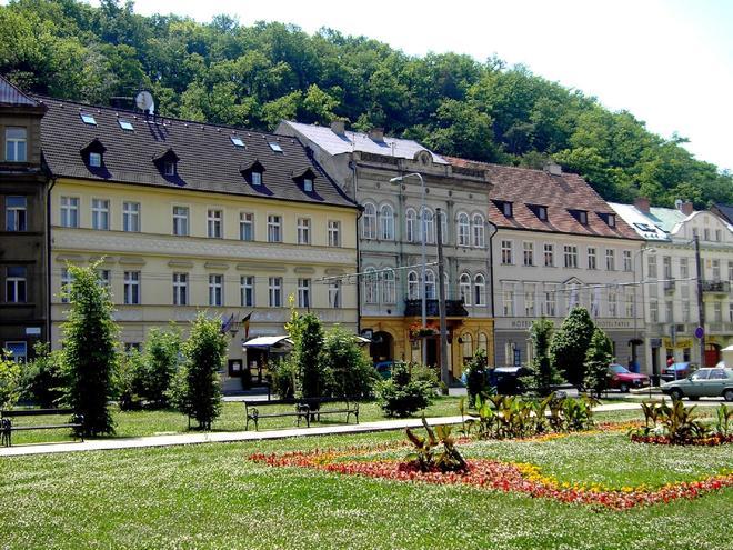 Hotel Payer - Teplice - Bâtiment