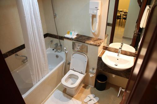 傳統酒店公寓 - 杜拜 - 杜拜 - 浴室