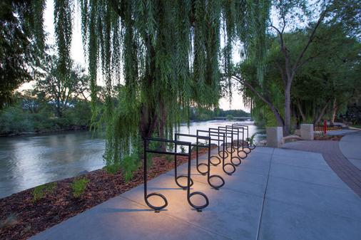 The Riverside Hotel, BW Premier Collection - Boise - Outdoor view