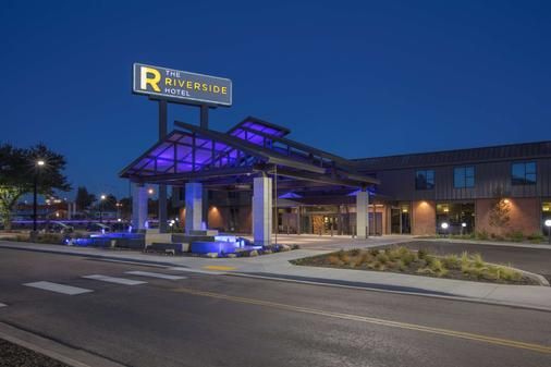The Riverside Hotel, BW Premier Collection - Boise - Building