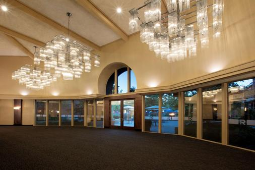 The Riverside Hotel, BW Premier Collection - Boise - Lobby