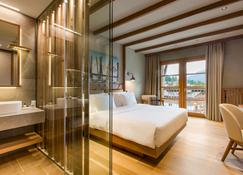 Grand Hotel Savoia - Cortina d'Ampezzo - Schlafzimmer