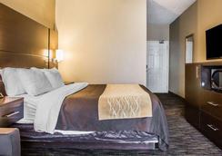 Quality Inn Dayton - Dayton - Makuuhuone