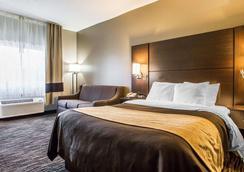 Quality Inn Dayton - Dayton - Schlafzimmer