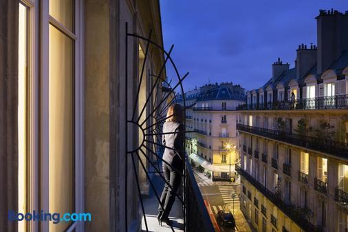 Hôtel Le Marianne - Paris - Balcony