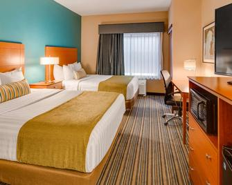 Best Western Plus Tuscumbia/Muscle Shoals Hotel & Suites - Tuscumbia - Schlafzimmer