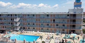 Isle of Palms Motel - Wildwood - Edificio