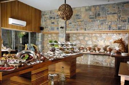 Sarpedor Boutique Hotel & Spa - Torba - Buffet