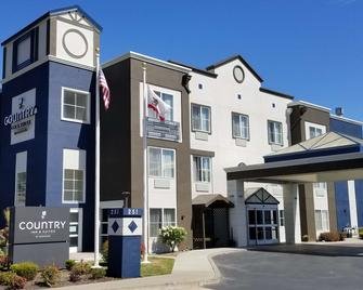 Country Inn & Suites by Radisson, San Carlos, CA - San Carlos - Gebouw