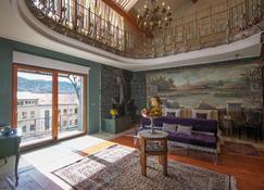 Hotel Michele - ซาราเยโว - ห้องนั่งเล่น