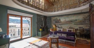 米切爾飯店 - 薩拉熱窩 - 客廳