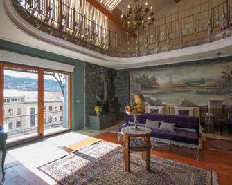 Hotel Michele - Sarajevo - Living room
