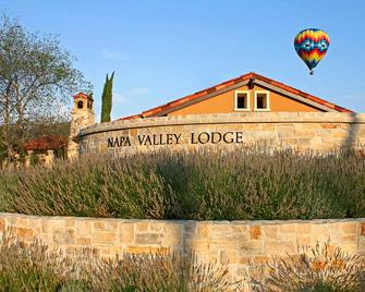 Napa Valley Lodge - Yountville - Building