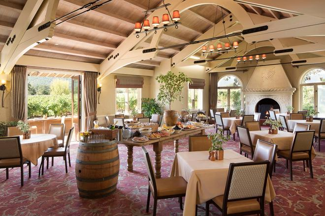 Napa Valley Lodge - Yountville - Food