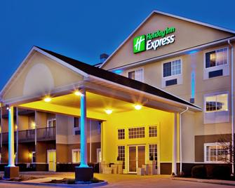 Holiday Inn Express Le Claire Riverfront-Davenport - Le Claire - Building