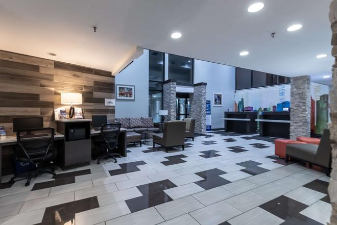Best Western at O'Hare - Rosemont - Lobby