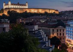 Falkensteiner Hotel Bratislava - Bratislava - Outdoor view