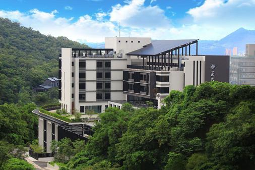 Asia Pacific Hotel Beitou - Taipei - Rakennus