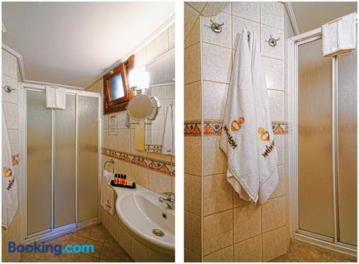 Minyon Hotel - Antalya - Bathroom