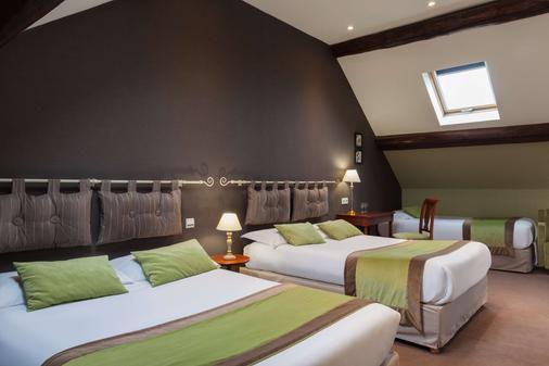 庫爾德拉帕伊克斯酒店 - 波恩 - 博恩 - 臥室