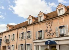 The Originals Boutique, Hôtel de la Paix, Beaune (Qualys-Hotel) - Beaune - Building