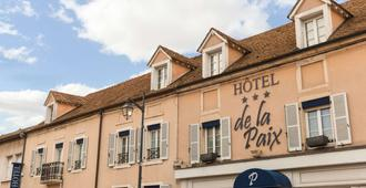 The Originals Boutique, Hôtel de la Paix, Beaune (Qualys-Hotel) - Beaune - Rakennus