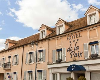 The Originals Boutique, Hôtel de la Paix, Beaune (Qualys-Hotel) - Beaune - Gebäude