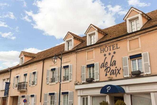 The Originals Boutique, Hôtel de la Paix, Beaune (Qualys-Hotel) - Beaune - Toà nhà