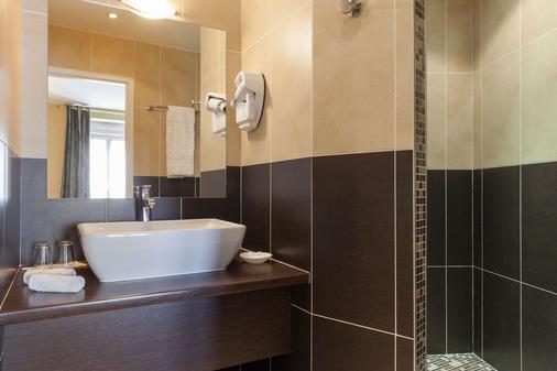 庫爾德拉帕伊克斯酒店 - 波恩 - 博恩 - 浴室