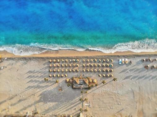 Hildon Eco Hotel - Dhërmi - Beach