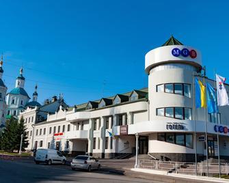 Voskresensky - Суми - Building