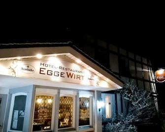 Hotel Egge Wirt - Bad Driburg - Edificio