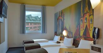 B&B Hotel Erfurt - Erfurt - Bedroom