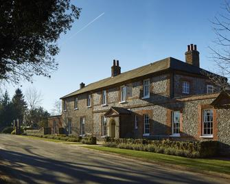 The Goodwood Hotel - Chichester - Bâtiment