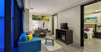Savoy Hotel Manila - Manila - Living room