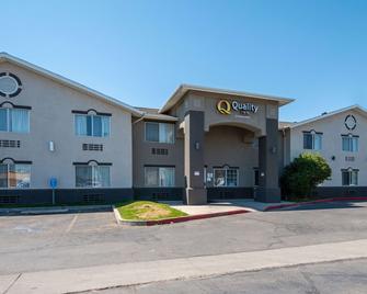 Quality Inn Midvale - Salt Lake City South - Midvale - Byggnad