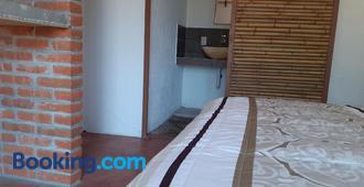 Posada meztitla - Tepoztlán - Bedroom