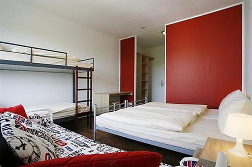 Happy Bed Hostel - Berliini - Makuuhuone
