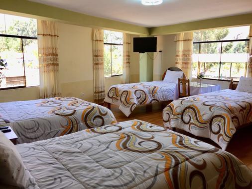Terravalle - Sacred Valley Hospedaje - Huayllabamba - Bedroom