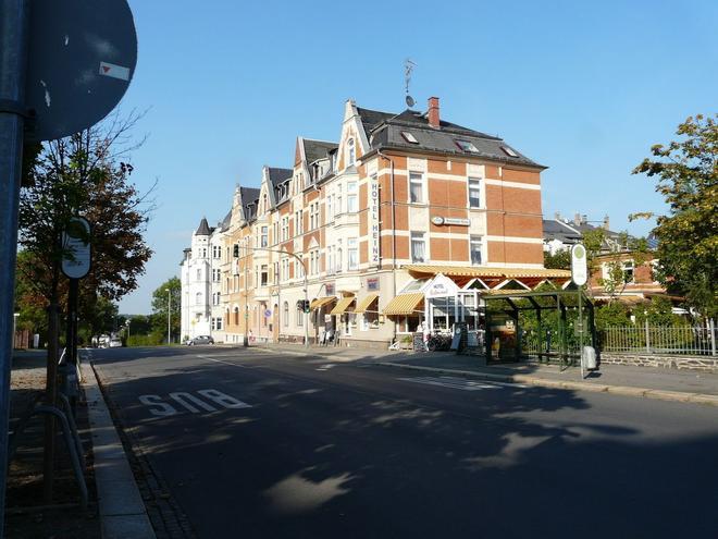 Hotel Heinz Plauen - Plauen - Bâtiment