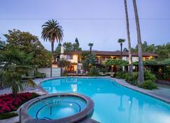 Roman Spa Hot Springs Resort - Calistoga - Pool