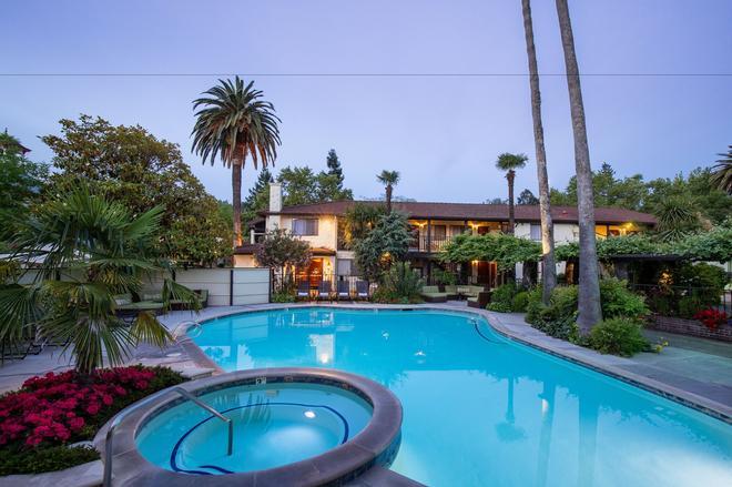 Roman Spa Resort - Calistoga - Pool