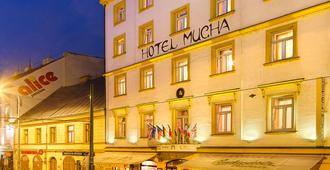 Hotel Mucha - Prague - Building