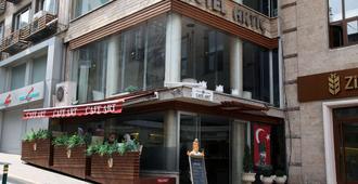 Artic hotel - Bursa - Edificio