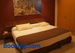 蓋里恩酒店 - 蓋里恩亭閣 - 錫切斯 - 錫切斯 - 臥室