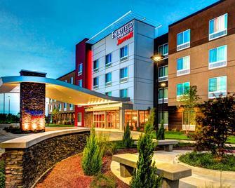 Fairfield Inn & Suites by Marriott Lansing at Eastwood - Lansing - Building